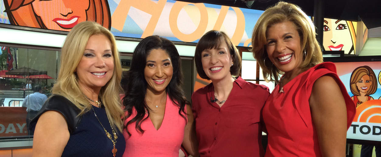 Dr. Eileen Kennedy-Moore Today Show Hoda