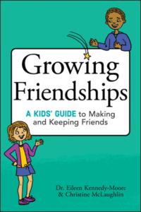 Growing Friendships - Child Psychologist Eileen Kennedy